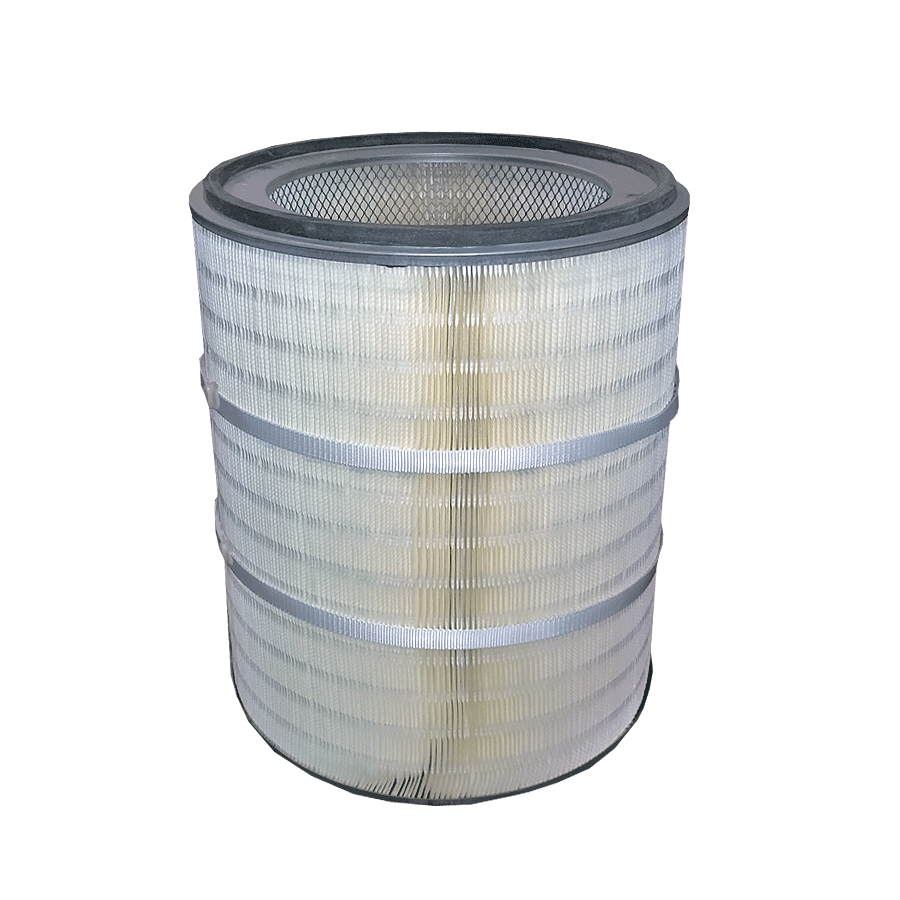 20in NantoTech nanofiber cartridge filter for DD-2X4