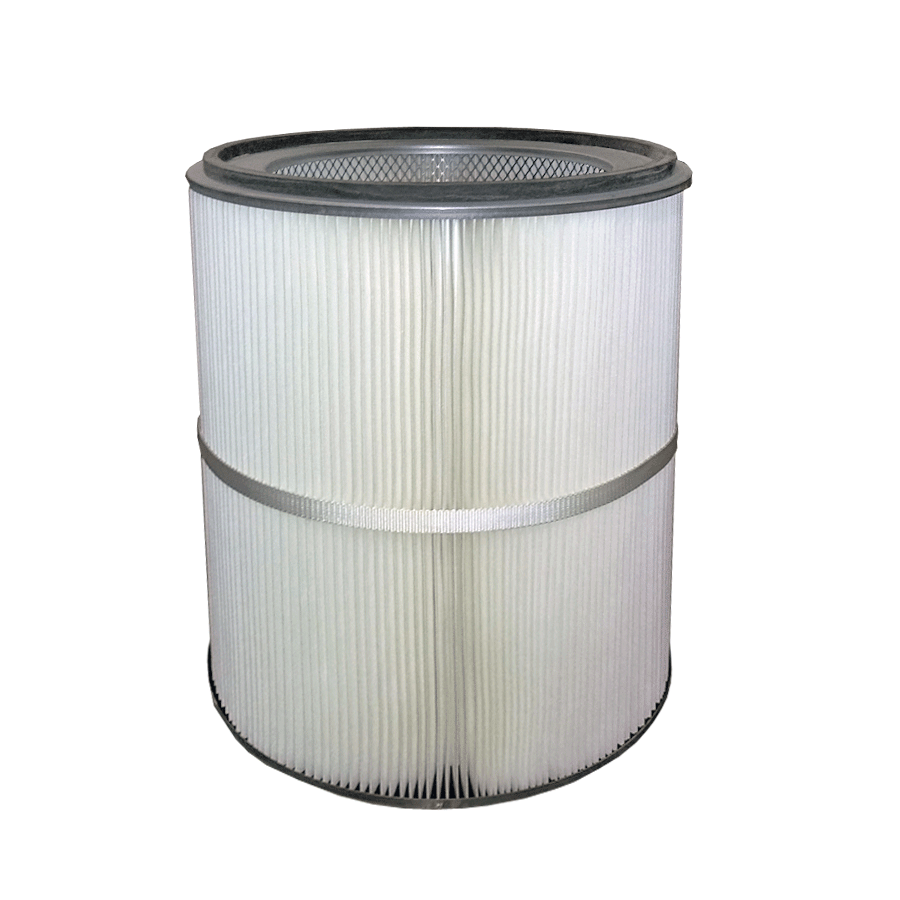 20in PolyTech spun-bond polyester cartridge filter