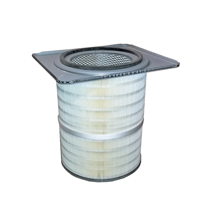 16in NantoTech nanofiber cartridge filter for DD-3X4+