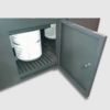 Industrial Downdraft Table Filter Door