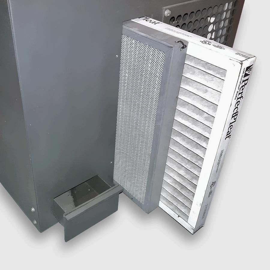 Mini Dd Wgd 1200 Cfm Diversitech Downdraft