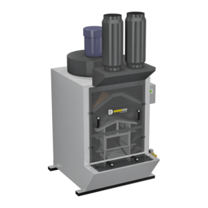 WX-5000 Wet Dust Collector for Combustible Dust (Three Phase)