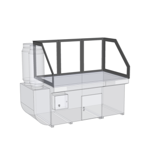 downdraft-option-lexan-side-walls